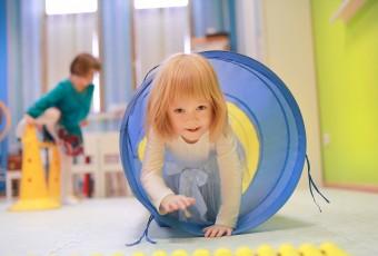 Развивающие занятия с 1.5 до 4 лет