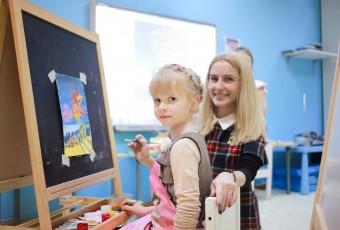 Изо-студия художницы Ирины Бикмаевой с 3 лет