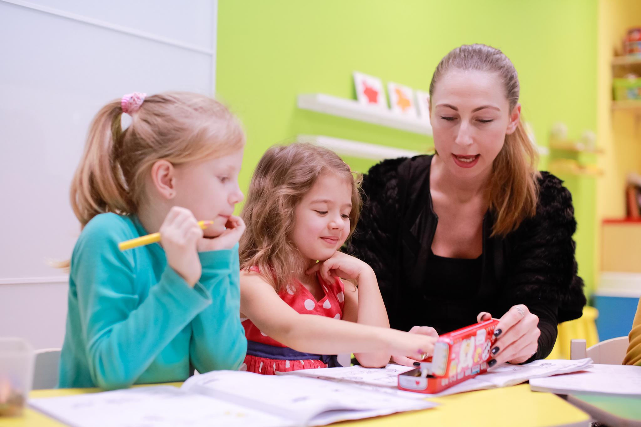 сборе все английский для детей 5 лет с носителями Нужен опытный водитель